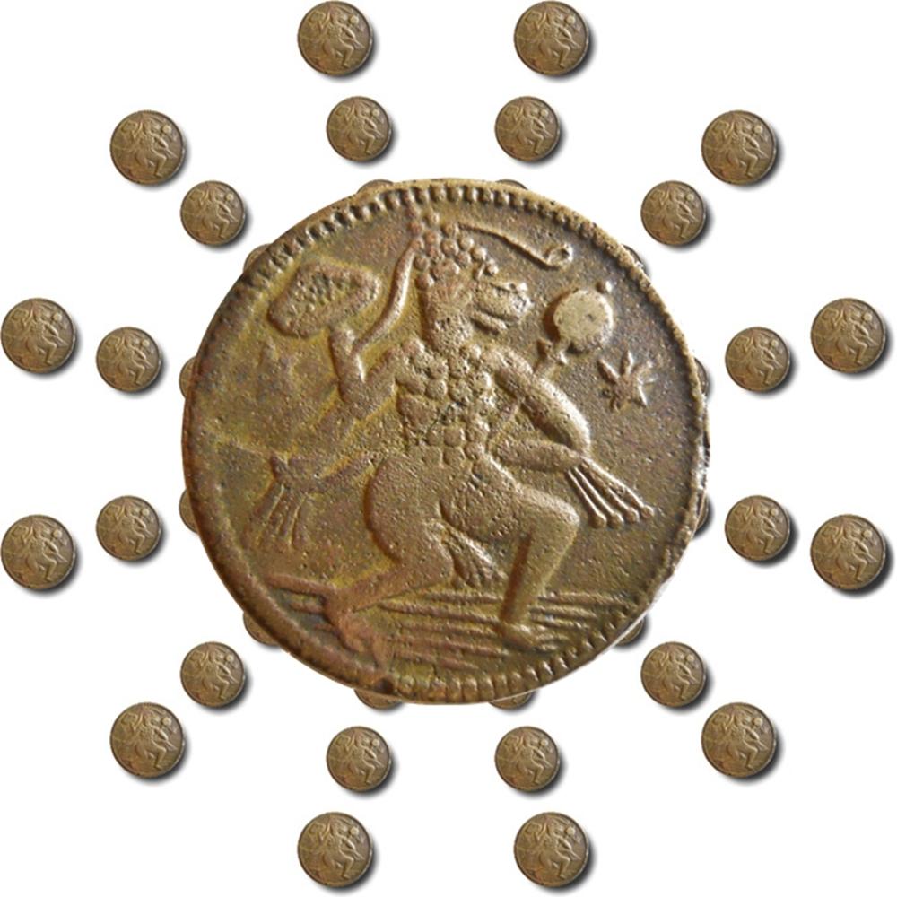 Hanuman Coins
