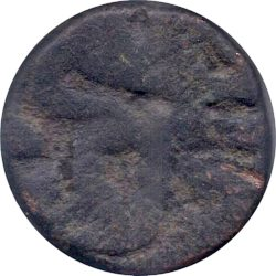 RARE MUGAL OLD COPPER COIN DAM INDIA