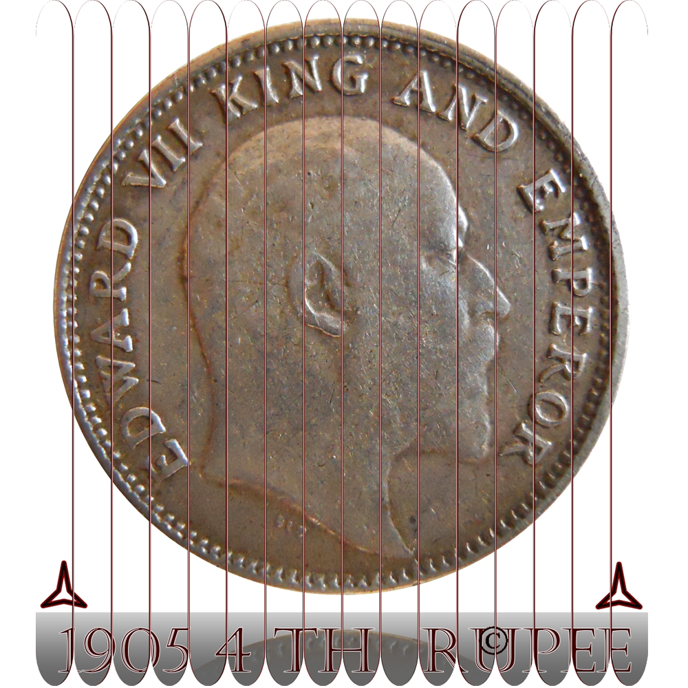 King Edward The VII Coins