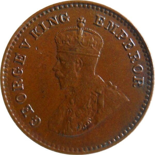 1936 1/12 One Twelve Anna George V King Emperor Bombay Mint - Best Buy - RARE COIN