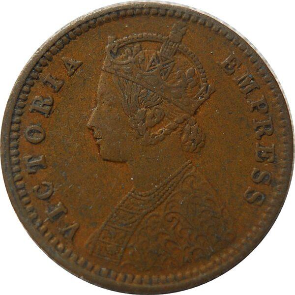1886 1/12 Twelve Anna Queen Victoria Empress - Best buy