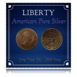 1 Troy Oz American Fine Silver -.999 Worth Buy