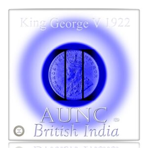1922 1 Rupee AUNC