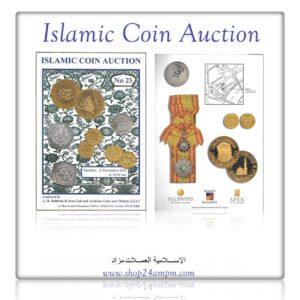 Islamic Coin Auction Book