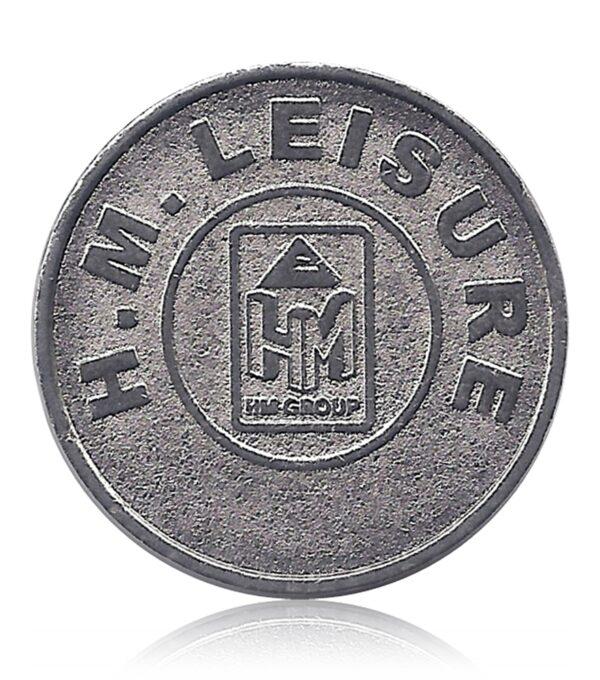 World Class Token Coin #2