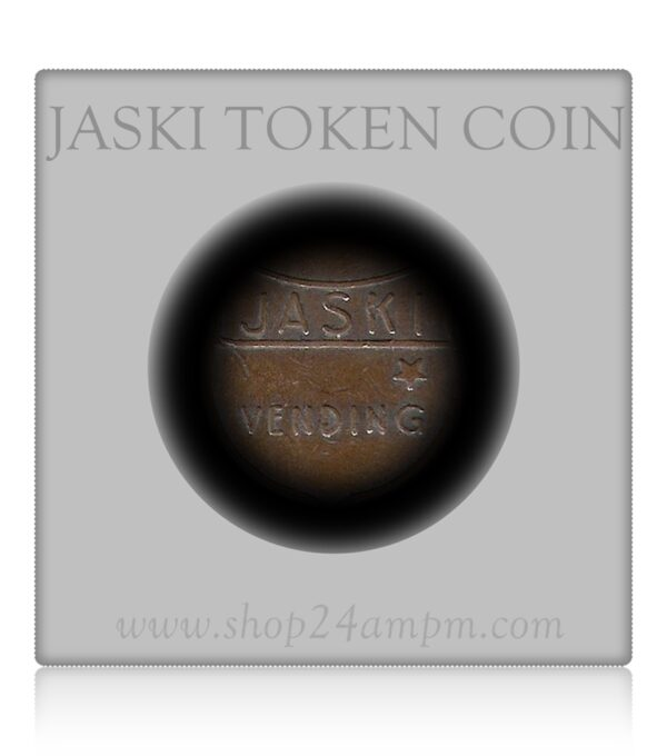 jaski token coin - Rich Vending Coin (check worth it )