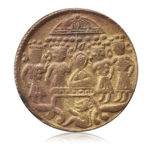 OLD TOKEN COIN - SRI RAM SITA LAXMAN HANUMAN - Worth Buy