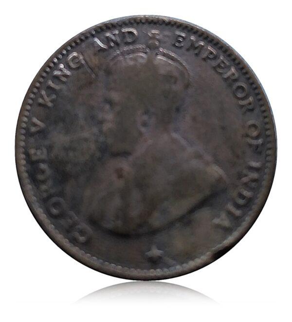 1913 10 Cents Straits Settlements British India - King George V - RARE