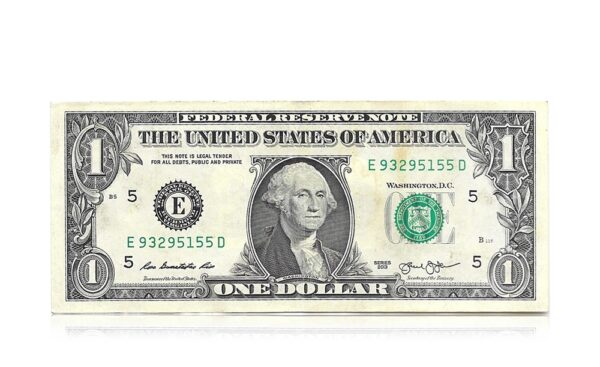 The United States of America 1 Dollar Foreign Note