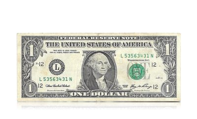 The United States of America 1 Dollar Foreign Note - Best Buy