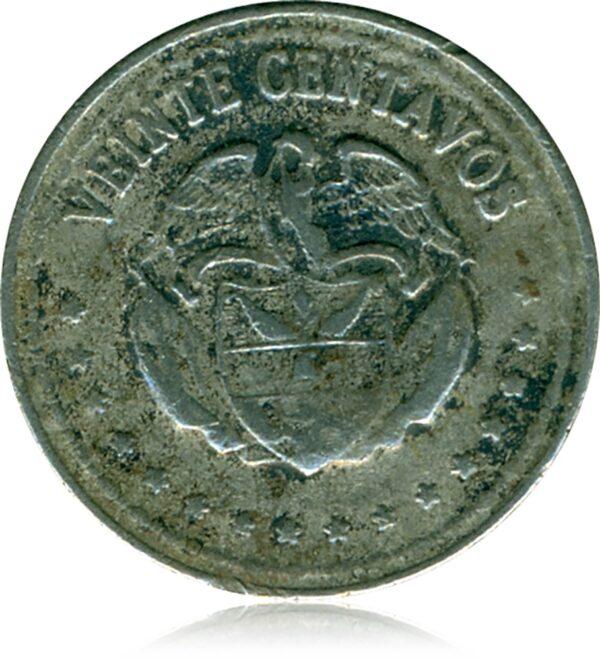 Republica De Colombia coin - Token Coin