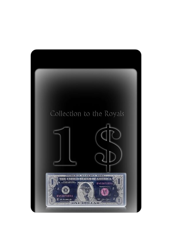 TheUnited States of America 1 Dollar Foreign Note