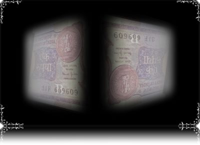 A-54  1990 1 Rupee Full Bundle UNC Notes - 100 Nos Fancy Tripple Ending Note Worth Collecting - Best Buy