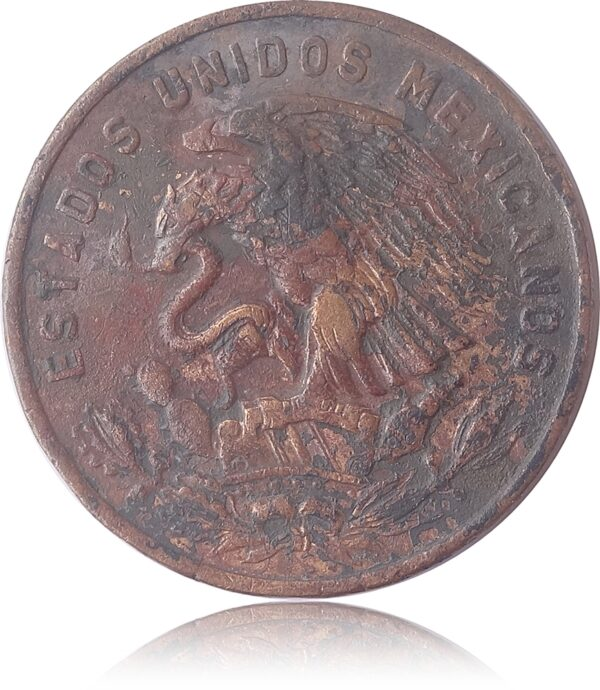 1970 Mexico 20 Centavos Coin - Best Buy