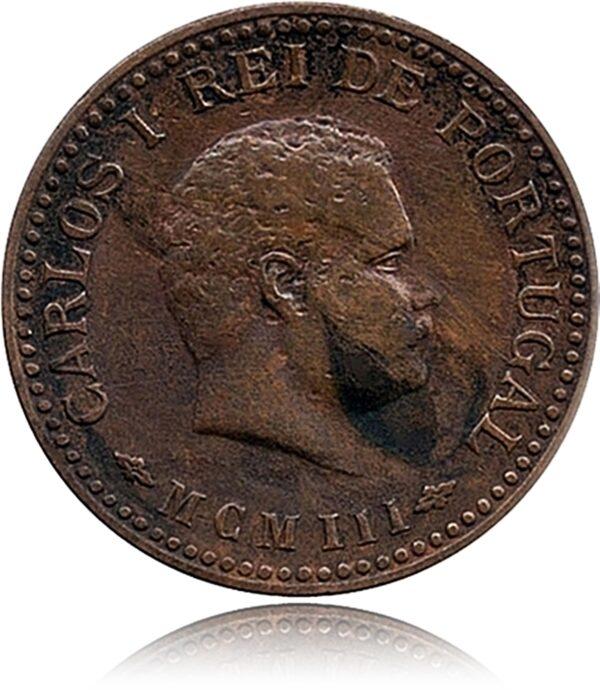 Tanga India – Portuguese Carlos 1/8 Tanga – Worth Collecting – Best Buy