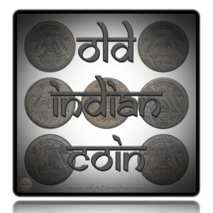 1975 1976 1977 1978 1979 1980 1981 1 Rupee Coin Republic India Bombay Mint – 5 Coins
