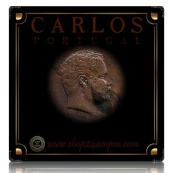 Tanga India – Portuguese Carlos  1/8 Tanga – Worth Collecting – Best Buy