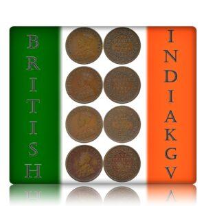 1936 1/4 Quarter Anna British India King George V - Best Buy