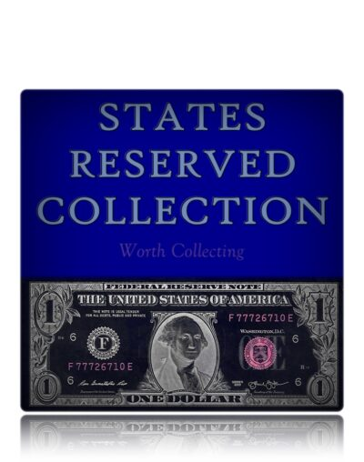 USA 1 Dollar Collection Note - H4 Series 2013 Worth Collecting