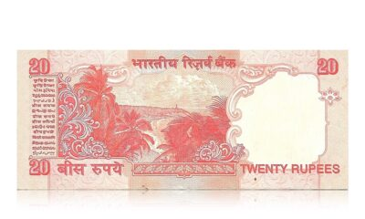 20 Rupee UNC Note 'R' Inset Sig by Bimal Jalan - Best Buy