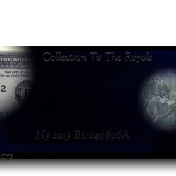 USA 2 Dollars - International Collection Choice - Worth Collected - 2013 H3 Series