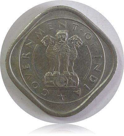 1950  TWO ANNAS BULL COIN GOVERNMENT OF INDIA