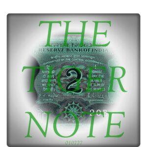 B-22 2 Rupee Note Sign by R N MalhotraBest Price Value