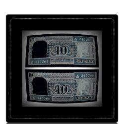 """D-29 1990-92 """"K Series"""" S. Venkitaramanan 10 Rupee Note"""