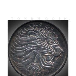 Royal Lion Token Coin - Value Metal & Collection Coin