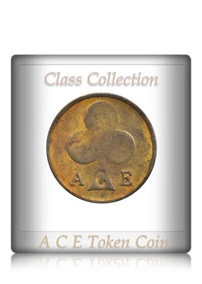 Old Vintage ACE Token Coin -Worth Collection