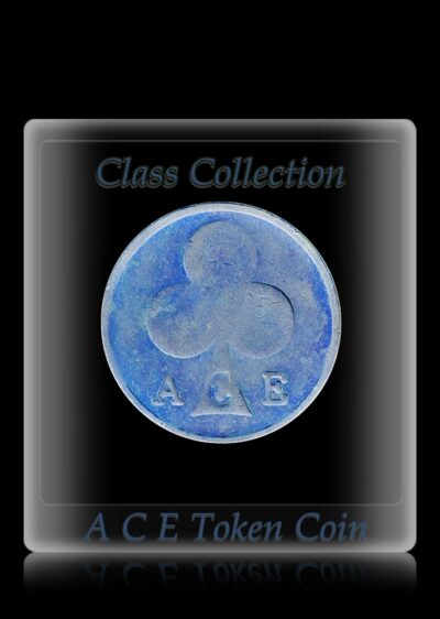 Old Vintage ACE Token Coin