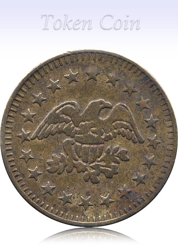Eagle Token Coin - Cashless Value