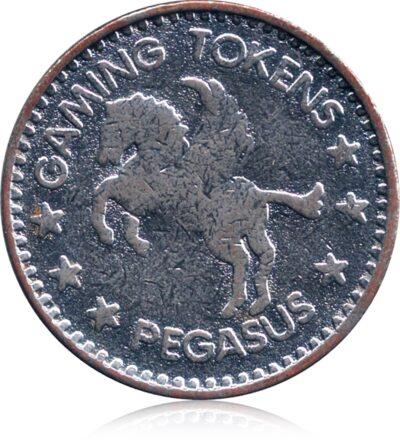 Pegasus - Flying Horse - Token Coin