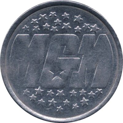 MGM STAR International Token Coin