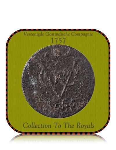 1757 VOC COIN