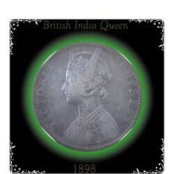 1898 British India Queen Victoria Empress