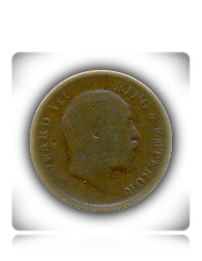 1906 Quarter Anna
