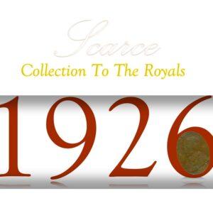 1926 George V One Quarter Anna Calcutta Mint Best Buy Online