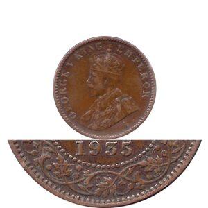 1935 Quarter Anna King