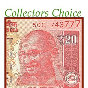 New Collection series by Urjit Pate semi fancy o 743777 20 Rupee Note