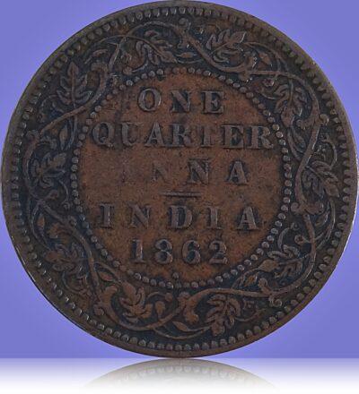 1862 DOT VARIETY RARE R