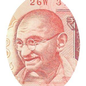 2015 Raghuram G Rajan 786 20 Rupee Note semi fancy lucky number unc note