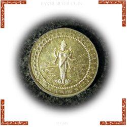 laxmi coin silver coin