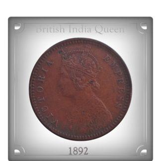 1892 1/12 Twelve Anna Queen Victoria Empress