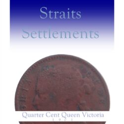 1901 Quarter Cent Queen Victoria