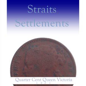 1901 Quarter Cent Queen Victoria