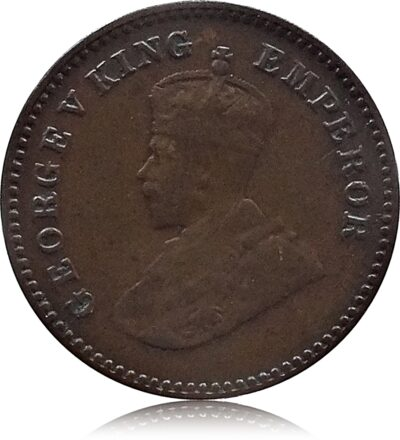 1925 1 by 12 1 PIE British India King George V - Class Coin - Best Value (O)
