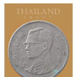 1 Baht Thailand - Best Online Coin Value