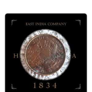 1834 Half Anna East India Company Worth Collecting Best Buy value online