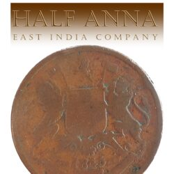 1845 Half Anna East India Company Worth Collecting Best Buy value online